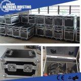 Do estágio do competidor da qualidade 2ton do fabricante de China grua elétrica