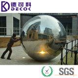 Bille creuse d'acier inoxydable de fini de miroir du Groupe des Dix G25 G28 de bille en acier de précision de bille de sculpture