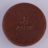 Custom Design Round Brown Sets Coaster Coaster
