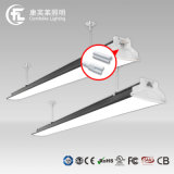Hohe Helligkeit 130lm / W LED Linear Licht 4 Zoll Breite