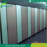Fábrica Phenolic do divisor do Urinal da divisória do toalete de HPL em China
