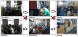 Punho do gabinete da tração da cozinha da liga do zinco da venda direta da fábrica (ZH-1006)