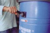 Промышленный пылесос для всасывает пыль цемента
