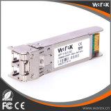 приемопередатчик 1550nm 80km SMF 10G SFP+ оптически с высоким качеством