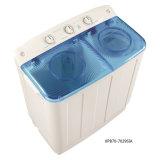 7.0kg Semi Automatic Doppel-Tub Oberseite-Loading Washing Machine für Model Xpb70-7029sia