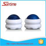 Massager de rouleau de dos de muscle de corps, boule de commande de massage, boule de marbre de massage