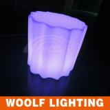 Chaise de jardin à LED pour loisirs