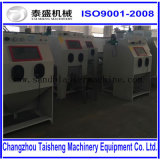 産業研摩の砂吹きのキャビネットまたは高品質のステンレス鋼の砂吹き機械