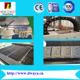 750W Fiber Frau Laser-Cutting Machine Cut 4mm SS 10mm