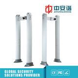 Befund-Zonen der Sicherheits-Inspektion-24 imprägniern Metalldetektor