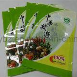 3-Side que sella el bolso del alimento del empaquetado plástico