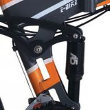 4棒リンクタイプ折られた電気自転車