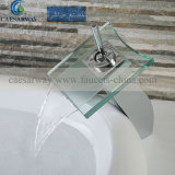 Acs Brass Single Handle Waterfall Basin Faucet