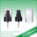 24/415 pp Black Treatment Pump Cream Pump con Half Cap