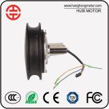 motor pneumático Gearless sem escova elétrico do cubo da C.C. 10inch
