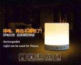 Draagbare Draadloze Spreker Bluetooth met het Licht van de Nacht van de Controle van de Aanraking (ID6006)