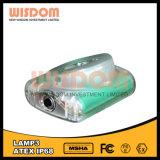 Lâmpada completa da sabedoria, farol sem corda 12000lux do diodo emissor de luz