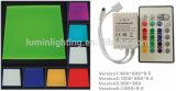 5 de 60*60cm 6500K SMD5050 RGB do diodo emissor de luz anos de luz de painel