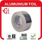 Bande flexible de papier d'aluminium de conduit d'air de fibres de verre