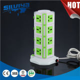 Power Strip protector contra sobretensiones