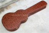 Música de Hanhai/guitarra eléctrica Hardcase (bolso) de Brown