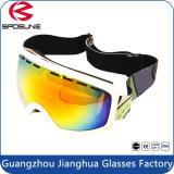 2017 homens novos Dual frame preto dos óculos de proteção do esqui da lente de Revo esporte de inverno popular quente Eyewear do melhor