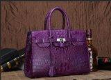 Het Echte Leer van de Bagage van de Reis van de manier Dame Handbag