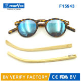 Ce Exchangeable UV400 da reunião dos óculos de sol do templo da boa qualidade F15943
