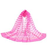 Шарф новой конструкции 2016 чисто Silk для шали обруча женщин