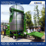 移動式Grain Dryer、Paddy Dryer Machine、SaleのLow Temputure Heating Dryer