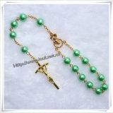 De katholieke Hars van de Rozentuin nam de Armband van de Rozentuin van de Parel/Rozentuin toe (io-CB127)
