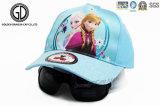 Le chapeau fait sur commande de bébé de qualité badine la casquette de baseball de sports avec des lunettes de soleil