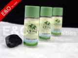 New Arrive Attractive Plastic Empty Hotel Shampoo Biberon
