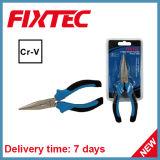 Função longa do alicate do nariz da ferramenta CRV de Fixtec 6 de ''