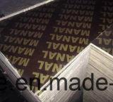 La película 7*3 hizo frente a la madera contrachapada con pegamento impermeable