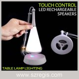LED 접촉 통제를 가진 재충전용 액티브한 소형 입체 음향 확성기 스피커