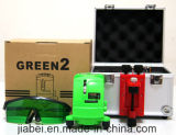 Danpon 2 луча зеленеет линию лазера (1V1H)