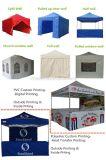 Comercial 3 * 6m de poliéster plegable de aluminio pop up Gazebo Canopy