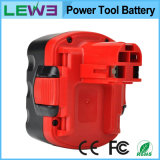 Batterie portative de la machine-outil de Bosch Bat038 du remplacement Sc*12 Ni-MH