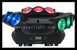 LED9X10W RGBW 4in1 거미 광속 이동하는 맨 위 빛 (B9-10)