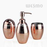 セットされるオリーブ色の形のステンレス鋼の浴室のアクセサリ(WBS0812C)