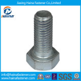 8.8grade Zinc Plated HDG DIN933/DIN934 Hex Bolts und Hex Nuts