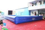 水公園(CHW455L)のための大きい正方形の膨脹可能なプール