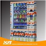 Vending combinado Machine para Snacks&Drinks com Graphics