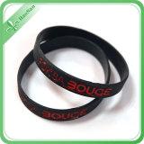 202*12*2mm ou bracelet personnalisé de silicones Lumineux-Coloré par taille