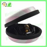 Mini sacchetto di trasporto del trasduttore auricolare di EVA della chiusura lampo su ordinazione (EP-925)