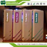Batería portable universal de la potencia con 20000mAh