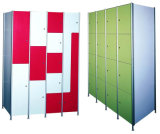 HPL Eignung-Gymnastik-Schließfach/BADEKURORT einzelnes Schließfach