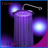 Fyeer caliente venta de latón LED cabezal de ducha (qh326af)