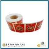 Hersteller-preiswerte Papieraufkleber (GJ-Label007)